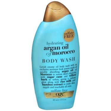 OGX Hydrating Moroccan Argan Oil Creamy Oil Body Wash