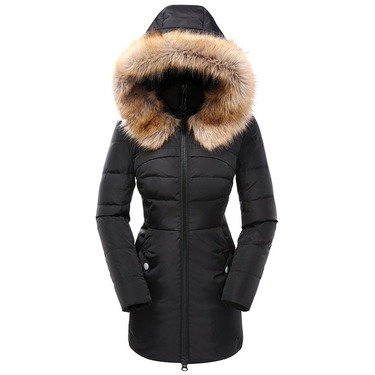 Valuker Womens Down Coat With Hood 90 Down Parka Fur Winter Jacket Reviews In Jackets Chickadvisor