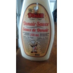 Mr Donair Donair Sauce