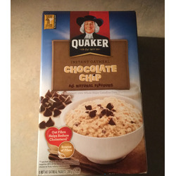 Quaker Instant Oatmeal Chocolate Chip