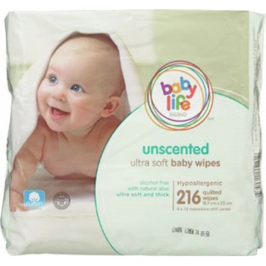 Baby life Baby wipes
