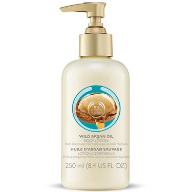 The Body Shop Wild Argan Oil Body Lotion