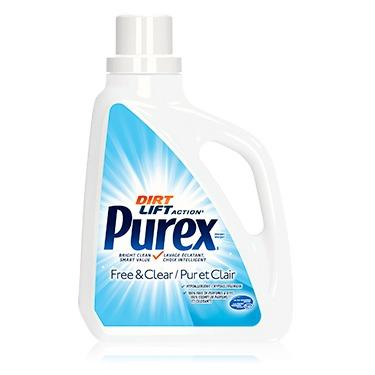 Purex Free & Clear