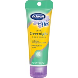 Dr. Scholl's For Her Ultra Overnight Foot Cream