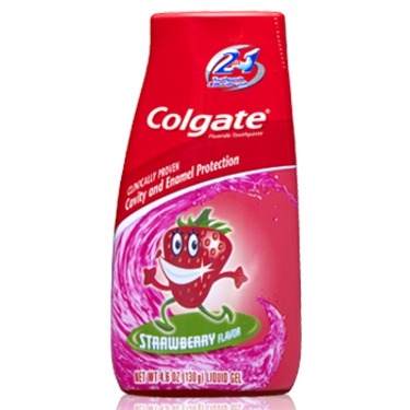 Colgate Kids Strawberry Toothpaste