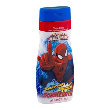Marvel Ultimate Spider-Man Bubble Bath