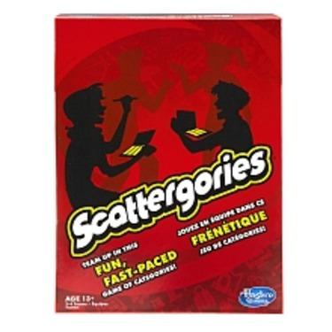 Scattergories