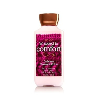Bath & Body Works Wrapped in Comfort Body Lotion