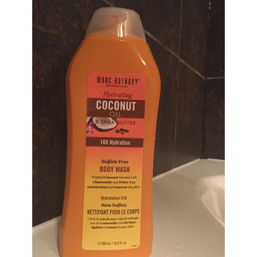 Marc Anthony coconut oil & Shea butter body wash