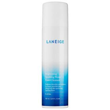 LaNeige Brightening Sparkeling Water Foam Cleanser
