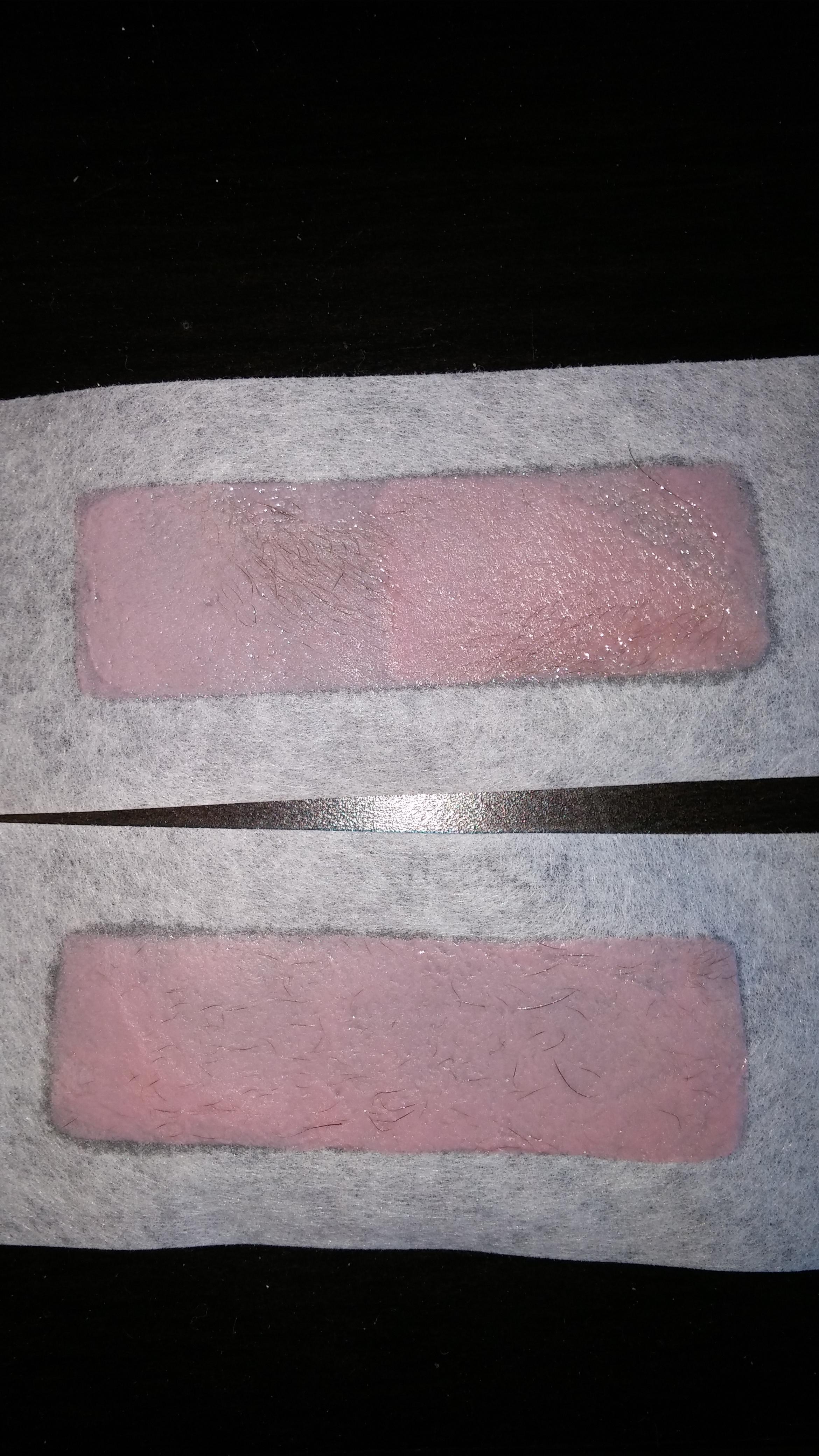 Nair Wax Ready Strips Face Bikini Reviews In Hair Removal