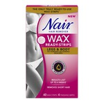 Nair™ WAX READY-STRIPS Legs & Body