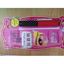 Daiso Eyelash Glue (Brush Applicator)