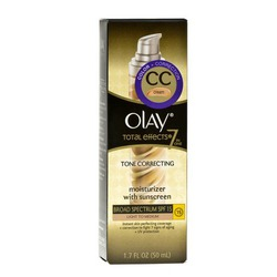Olay Total Effects Tone Correcting CC Cream with SPF 15