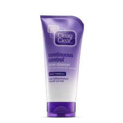 Clean & Clear CONTINUOUS CONTROL® Acne Cleanser