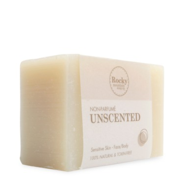 Rocky Mountain Soap Company Unscented Soap