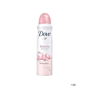 Dove Beauty Finish Dry Spray Antiperspirant