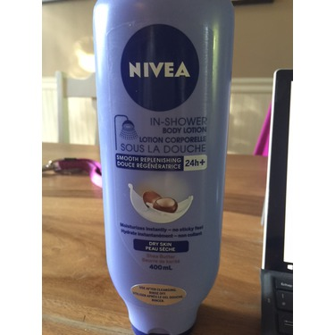 NIVEA In-Shower Hydrating Body Lotion