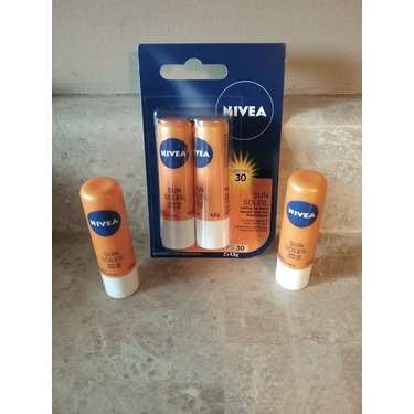 NIVEA Sun SPF 30 Lip Balm