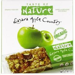 Taste of Nature Organic Food Bar - Niagara Apple Countr