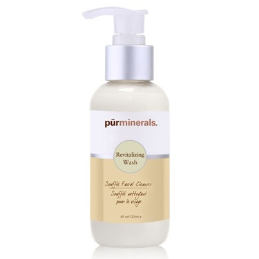 Pur Minerals Revitalizing Wash Souffle Facial Cleanser