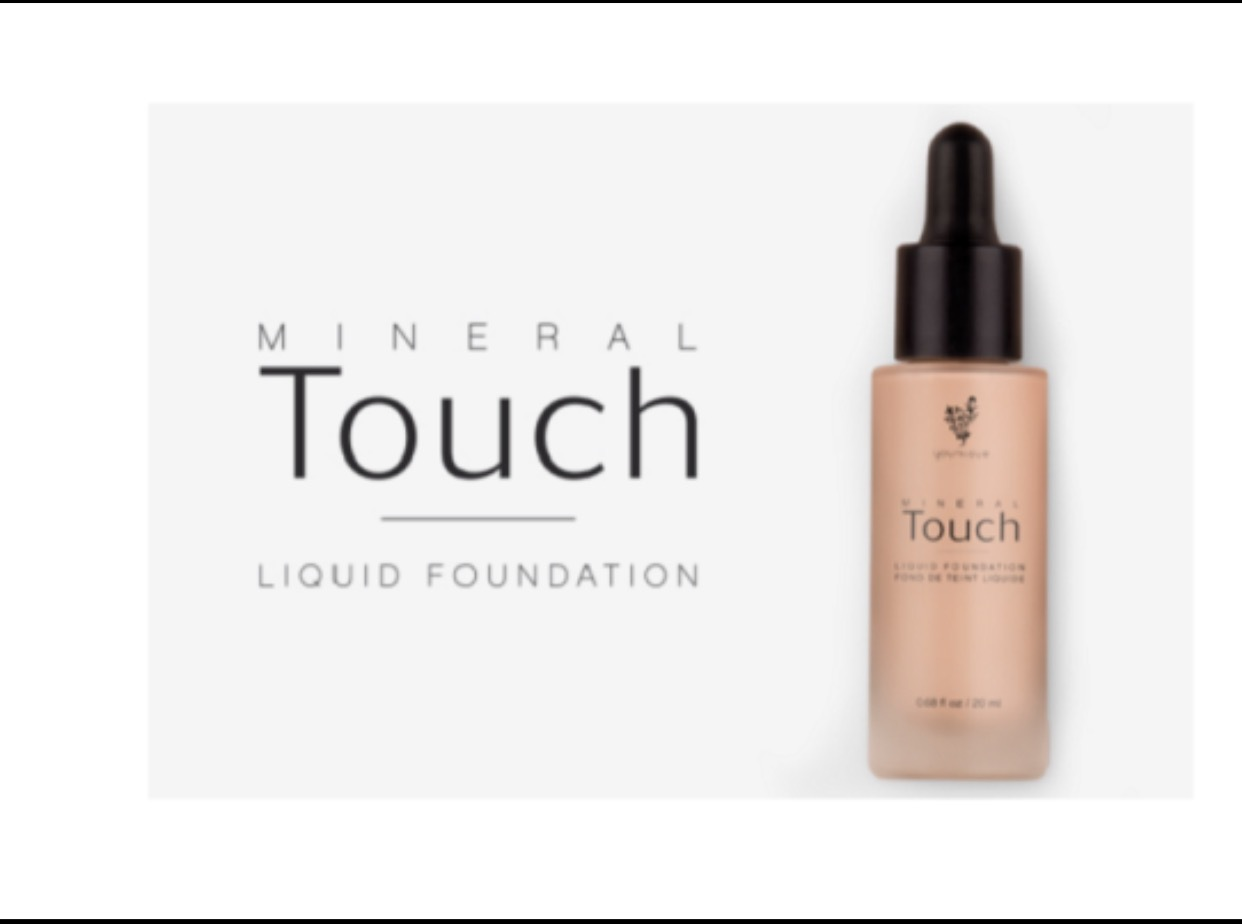 Younique Mineral Touch Liquid Foundation reviews in ...