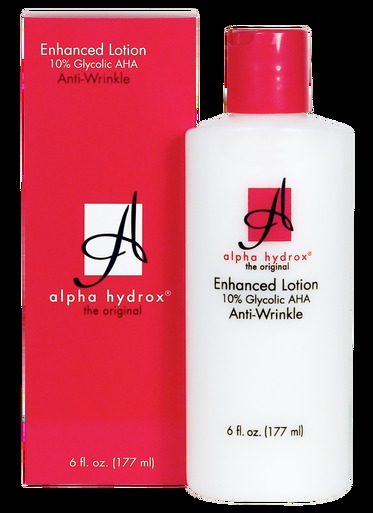 Alpha hydrox products