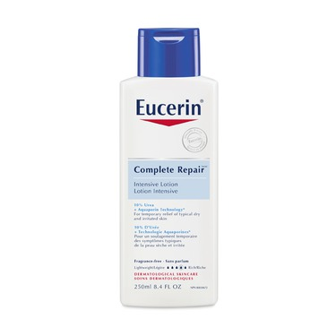 Eucerin Complete Repair Intensive Lotion 10% Urea