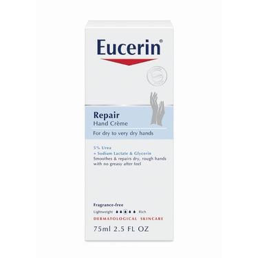 Eucerin Repair Hand Cream 5% Urea