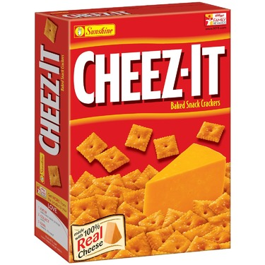 Sunshine Cheez-It Original Baked Snack Crackers