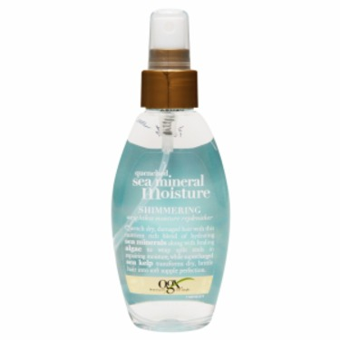 OGX Quenched Sea Mineral Moisture Shimmering Hair Spray
