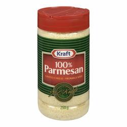 Kraft 100% Parmesan