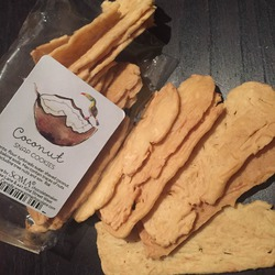 Soma Chocolatemaker Coconut Snaps