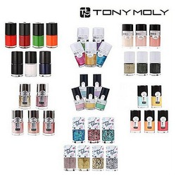 Tony Moly Nail Polish