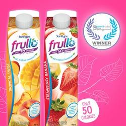 SunRype Frullo Fruit Juice
