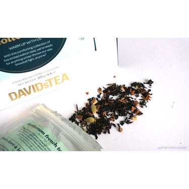 DAVIDsTEA Cardamom French Toast Tea