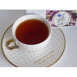 Wild Heather Belgian Chocolate Rooibos Tea