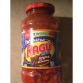 Ragu original with mushroom pasta sauce