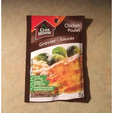 Club house chicken gravy