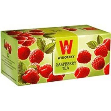 Wissotzky Tea RaspberryTea /Box of 25 bags