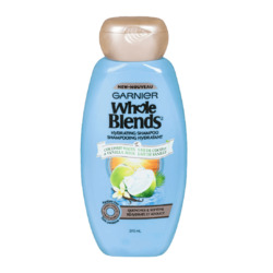 Garnier Whole Blends Coconut Water & Vanilla Milk Hydrating Shampoo
