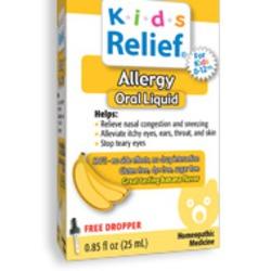 Kids Relief - Allergy Oral Liquid