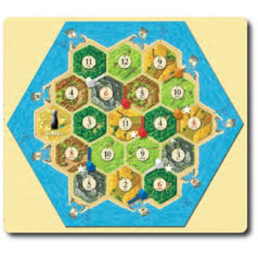 Settlers Of Catan Boardgame reviews in Home Entertainment