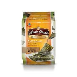Annie Chun's Roasted Seaweed Snacks, Sesame