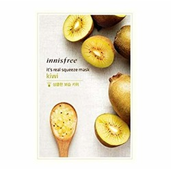 Innisfree It's Real Squeeze Mask Kiwi