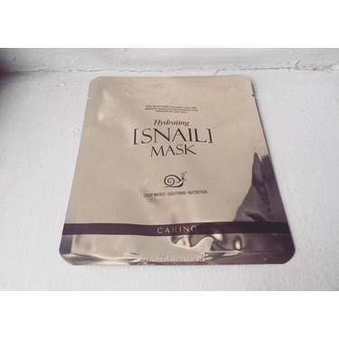 CARINO Hydrating Snail Mask