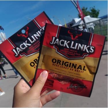 Jack links original beef jerky