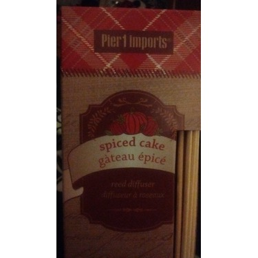 Pier 1 Imports Spiced cake reed Diffuser