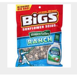 Bigs hidden valley ranch sunflower seeds