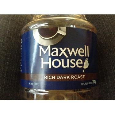 Maxwell House Rich Dark Roast Instant Coffee